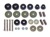 Cab Mounts - Urethane Cab Mounts - Prothane - Urethane Cab Mount Kit