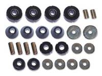 Rubber Cab Mounts - Urethane Cab Mounts - Prothane - Urethane Cab Mount Kit