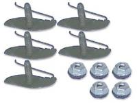 Clip Sets - Side Molding Clip Sets - Mar-K - Fender Molding Clip Set (Does 1 Molding)