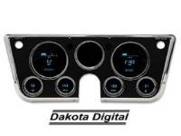 Dash Parts - Dakota Digital Dash Assemblies - Dakota Digital - Dakota Digital Gauge System