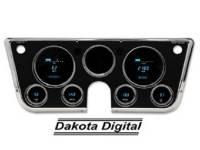 Dakota Digital - Dakota Digital Gauge System with CLock
