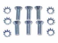 Door Parts - Door Latches - H&H Classic Parts - Door Latch Mechanism Screw Set