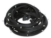 Weatherstripping & Rubber Restoration Parts - Door Rubber Seals - H&H Classic Parts - Cargo Door Seals