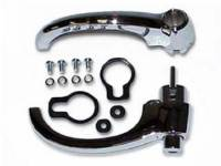 Door Restoration Parts - Outside Door Handles - H&H Classic Parts - OutSide Door Handles