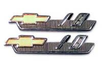Emblems - Fender Emblems - H&H Classic Parts - Fender Emblems Bowtie 10