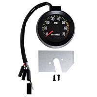 Dash Parts - Factory Gauges - Dynacorn International LLC - Tachometer 5500 RPM