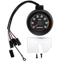 Dash Parts - Factory Gauges - Dynacorn International LLC - Tachometer 6000 RPM