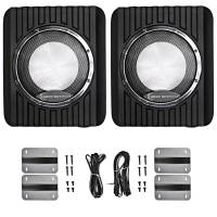 Audio & Radio Parts - Speakers - Custom Auto Sound - Undercover Speakers