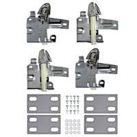 Seat Parts - Headrest Parts - TWE - Headrest Mounting Kit