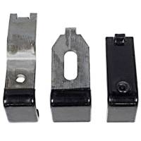 Rubber Bumpers - Window Stops & Bumpers - H&H Classic Parts - Lower Window Frame Stops (Does 1 Side)