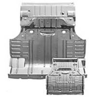 Sheet Metal Body Panels - Trunk Floor Assemblies - Dynacorn - Trunk Floor Assembly