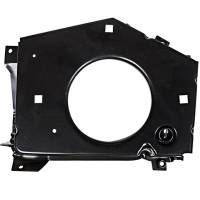 Grille Parts - Grille Support and Trim Panels - H&H Classic Parts - Headlamp to Grille Panel Bracket LH