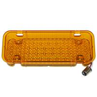 United Pacific - LED Amber Parklight Lens