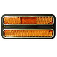 Classic Chevy & GMC Truck Restoration Parts - United Pacific - LED Front Amber Side Marker Light
