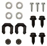Transmission Parts - Transmission Shifter Handles - OER (Original Equipment Reproduction) - Shifter Installation Kit