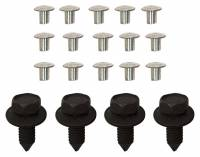 Grille Parts - Grille Hardware - H&H Classic Parts - Grille Hardware Kit