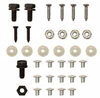 Grille Parts - Grille Mounting Hardware - H&H Classic Parts - Grille Hardware Kit
