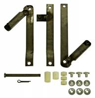 Factory AC/Heater Parts - Heater/AC Control Levers - H&H Classic Parts - Heater Lever Set